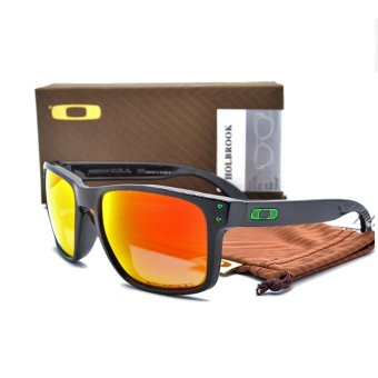 Sunglasses Polarized TR90 UV400 Man Sungalsses HOLBROOK OO9102 -intl