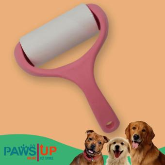 Super Sticky Pet Hair Remover and Lint Remover (Pink)