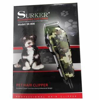 ... Surker Pet Hair Clipper(SK-808)3 sets - 4 ...
