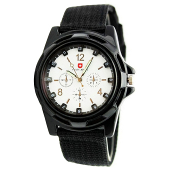Swiss Army Luminous Exercise Watches Fashion Outdoor Sports Watch(Black) Price Philippines