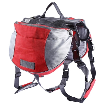 Philippines | TAILUP Oxford Fabric Dog Hound Travel Backpack Saddle Bag HikingCarrier - intl Last Hot Deals