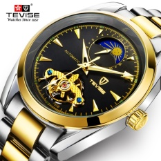 ... Fashion Luxury Men's Mechanica Watches Automatic Skeleton Watch Clock Male Business Waterproof Relogio Masculino F8378-002 - intlPHP1807. PHP 1.818
