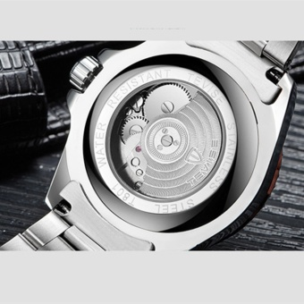 TEVISE Mens Fashion Sport Automatic Mechanical Watch Men Top Brand Luxury Full Steel Clock Waterproof Watches Relojes Masculino - intl - 3