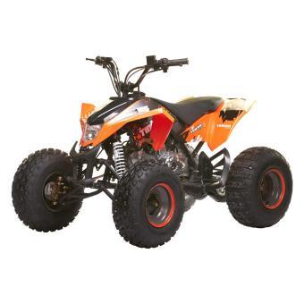 Tinker Motors 125cc TM125 4 Stroke All Terrain Vehicle (Orange) - 2