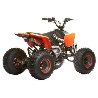 Tinker Motors 125cc TM125 4 Stroke All Terrain Vehicle (Orange) - 3