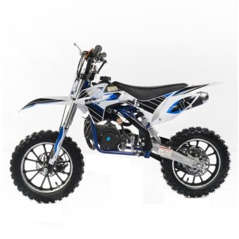 Tinker Motors DMX 49cc Pocket Rocket Dirt Bike (Blue)