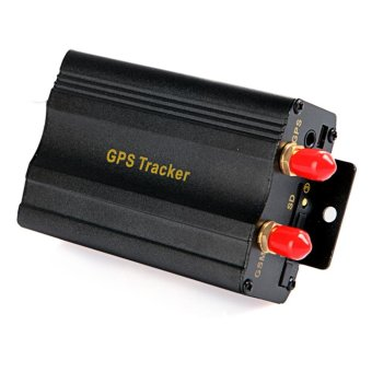 TK103A Vehicle Car GSM SMS GPS Tracker Real-time Tracking DeviceAlarm System - intl