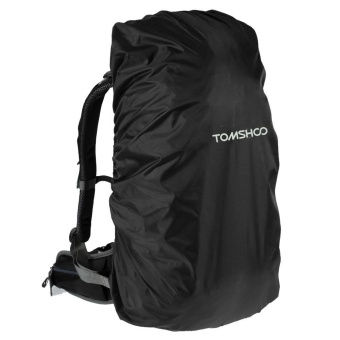TOMSHOO 40L-50L Backpack Rain Cover for Outdoor Hiking Camping Traveling - intl - 2