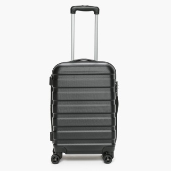 Travel Basic Ciao Nora Small Hard Luggage (Black)