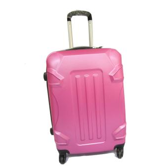 "Travel Luggage Hard Suitcase 24"" #8018 (Pink)"