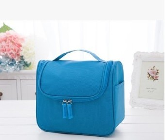 Travel waterproof large capacity travel wash bag cosmetic bag