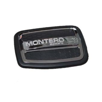 Two Tone Gas Tank Cover for Mitsubishi Montero Sport 2011 Price Philippines