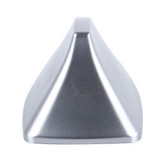 Universal Car Antenna Aerial Shark Fin Radio Signal For Auto SUVTruck Van(Silver) - intl - 4