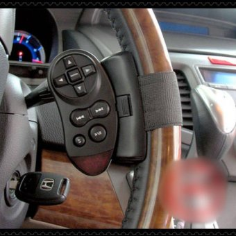 Universal Car Steering Wheel Remote Control Learning - intl