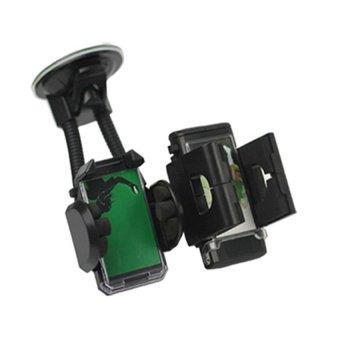 Universal Double Flexible Car Holder