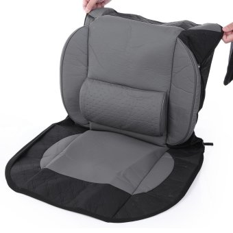Universal PU Leather Car Seat Cover Interior Protector - intl - 5