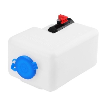 Universal Windshield Windscreen Washer Pump Bottle Tank KitCleaning Tools 12V for Classic Cars - intl - 5