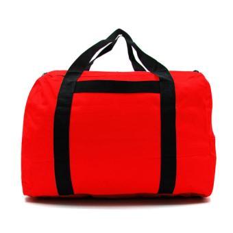 Urban Hikers Mick Hiking Travelling Weekender Bag (Red) - 2