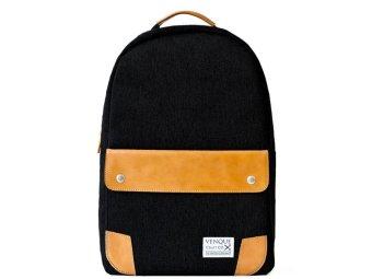 Venque Classic Backpack (Black)