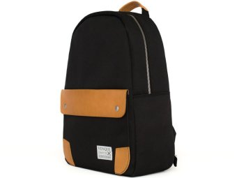 Venque Classic Backpack (Black) - picture 2