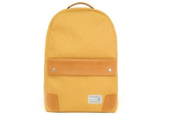 Venque Classic Backpack (Yellow)