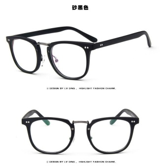 Vintage Men Eyeglass Frame Glasses Retro Spectacles Clear LensEyewear For Men - 4