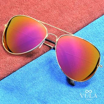 Vula 3026 Alex Aviator Unisex Sunglasses Shades(Multicolor) - 2