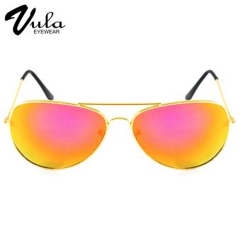 Vula 3026 Alex Aviator Unisex Sunglasses Shades(Multicolor)