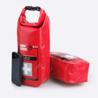 Waterproof 2L First Aid Bag Emergency Kits Empty Travel Dry BagRafting Camping Kayaking Portable Medical Bag - intl