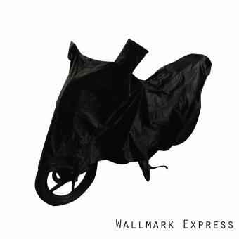 Waterproof Motorcycle Cover (L-Black)