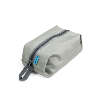 Waterproof Portable Travel Tote Toiletries Laundry Shoe Pouch Storage Bag Grey