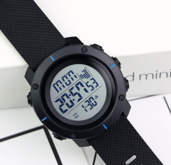Waterproof sports electronic watch Fashion watch