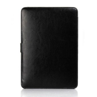 "Welink PU Leather Case For Apple Macbook Air 11"" (Black) - 4"