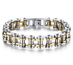 ... Rainbow Leather Bracelets For Men & Girls Fashion Source Wheel Gear Men s Bracelet High end