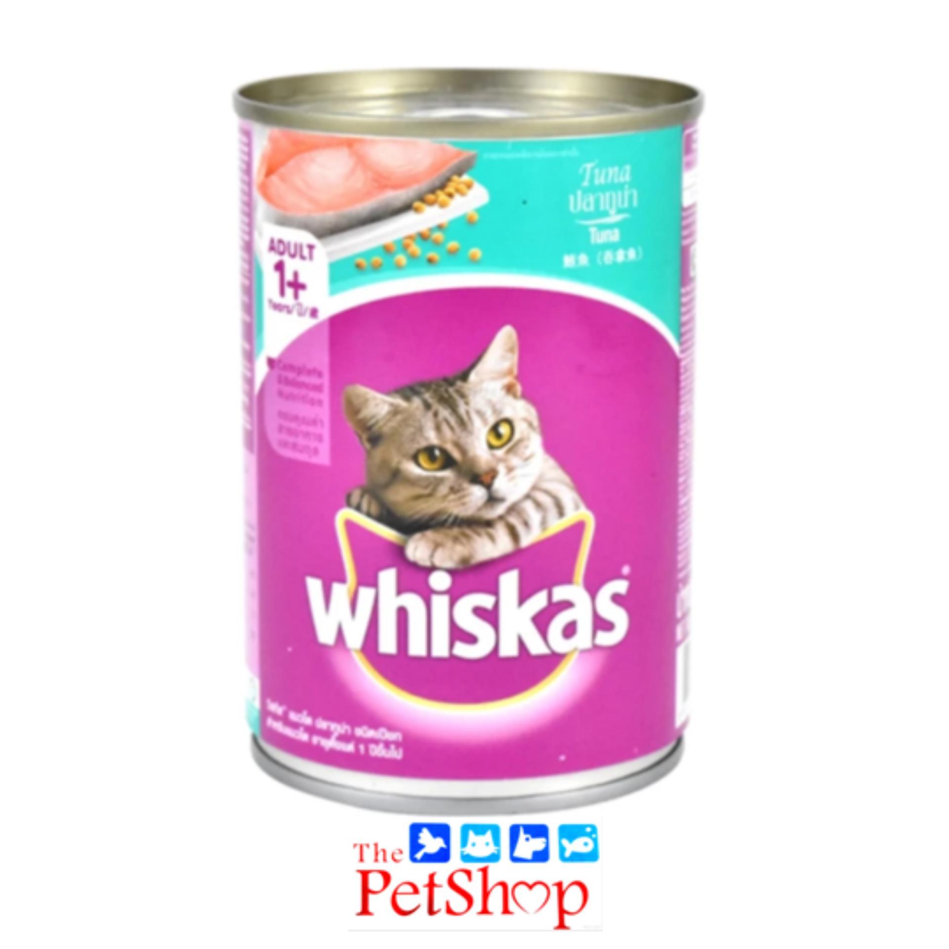 kg Source · Whiskas Incanned Tuna 400g .