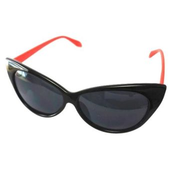 Women Fashion Cat Eye Vintage Sunglasses (Intl)