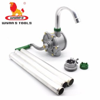 Wynn's WYB25D 25mm Hand Operated Oil Barrel Pump