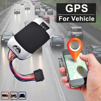 XCSOURCE SMS/GSM/GPRS Supported GPS Tracker Car Vehicle Tracking Device DC 12V-24V MA1012 - intl