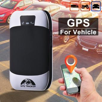 XCSOURCE SMS/GSM/GPRS Supported GPS Tracker Car Vehicle Tracking Device DC 12V-24V MA1014 - intl