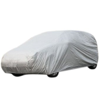 XL 17' Waterproof Scratch proof SUV large Car Cover for 4x4 Sport Vehicle 5.2M