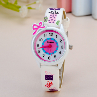 Yeguang Stylish junior high school student girl's quartz watch Children's Watch