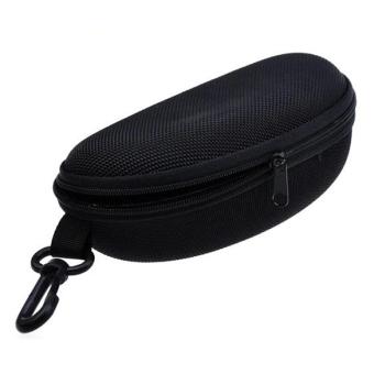 Zipper Hook Sunglasses Box Compression Glasses Case
