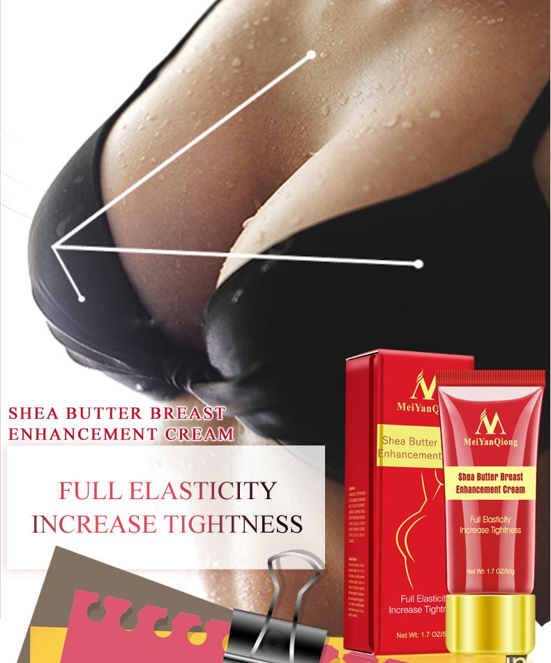 Kem nở ngực tự nhiên Bust Enhance Massage Body Treatment Cream 50g 1