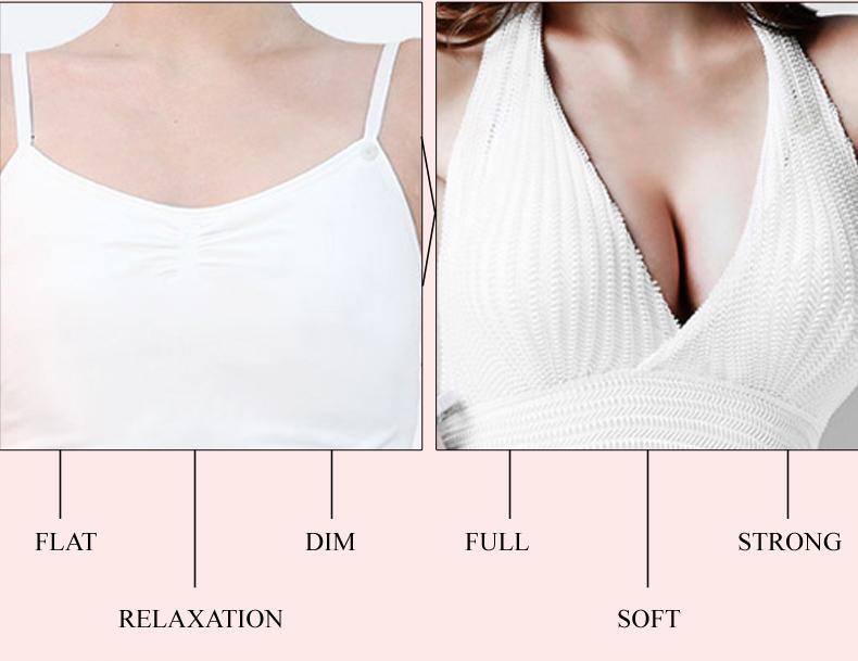 Kem nở ngực tự nhiên Bust Enhance Massage Body Treatment Cream 50g 3