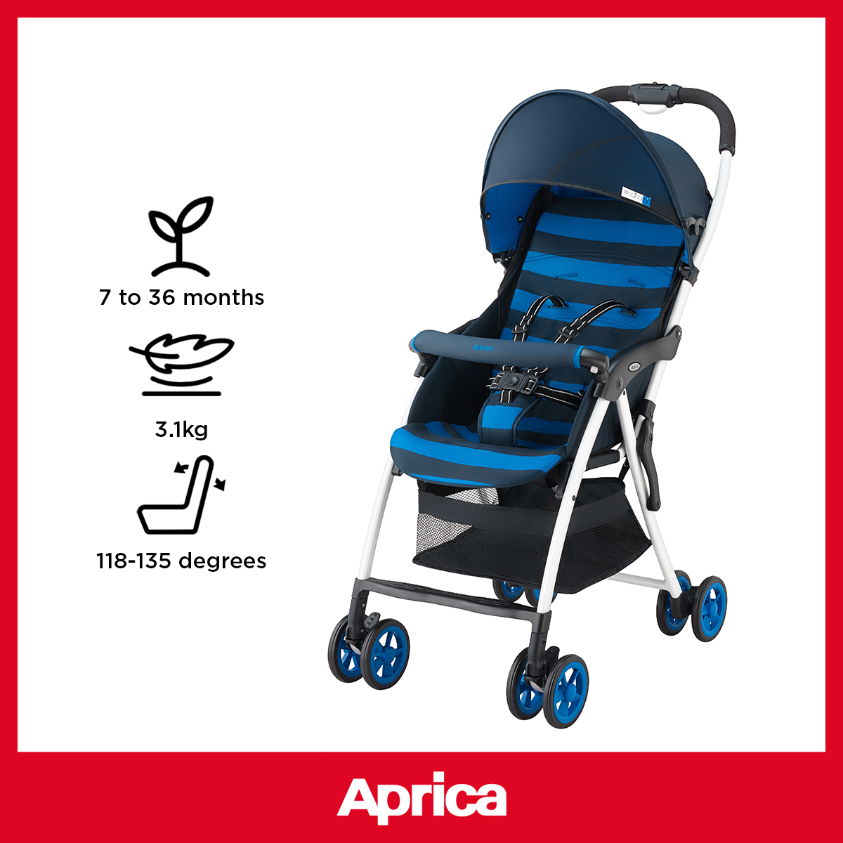 34++ Aprica optia stroller review information
