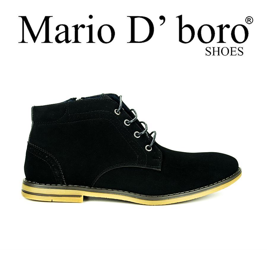 mario d boro black shoes price
