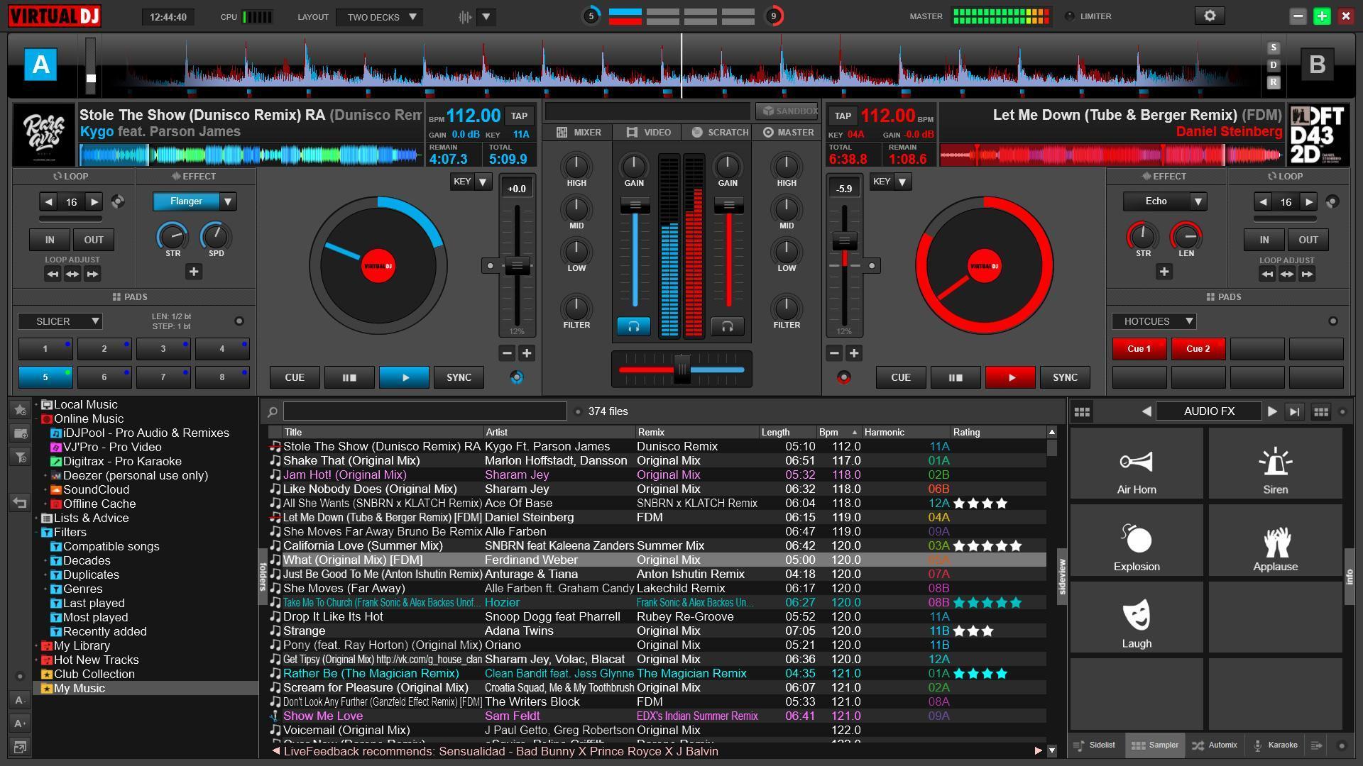virtual dj 7 free download for pc