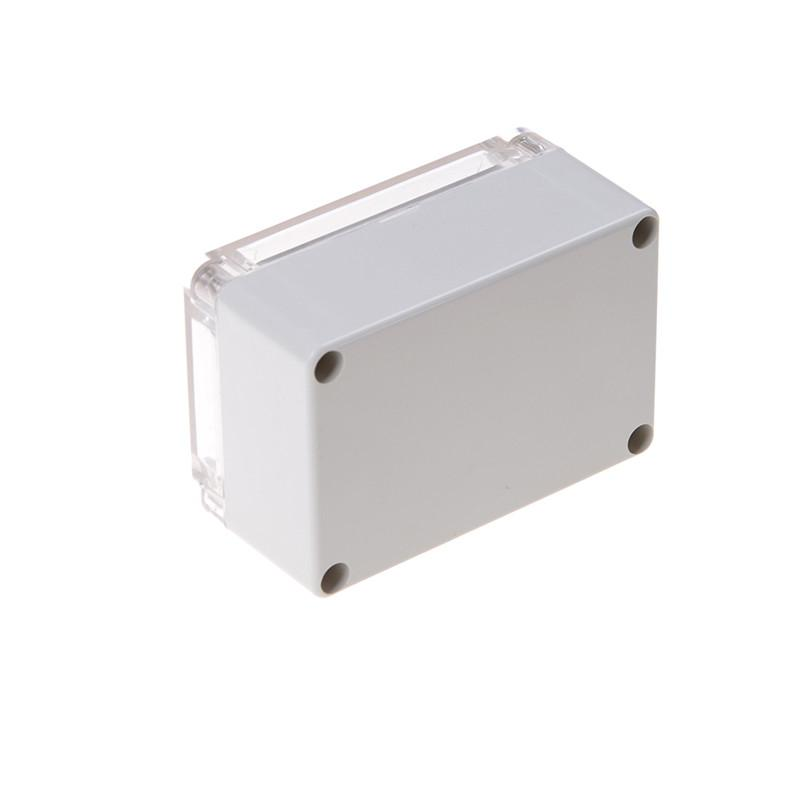 100x68x50mm Waterproof Cover Clear Electronic Project Box Enclosure Case ^^