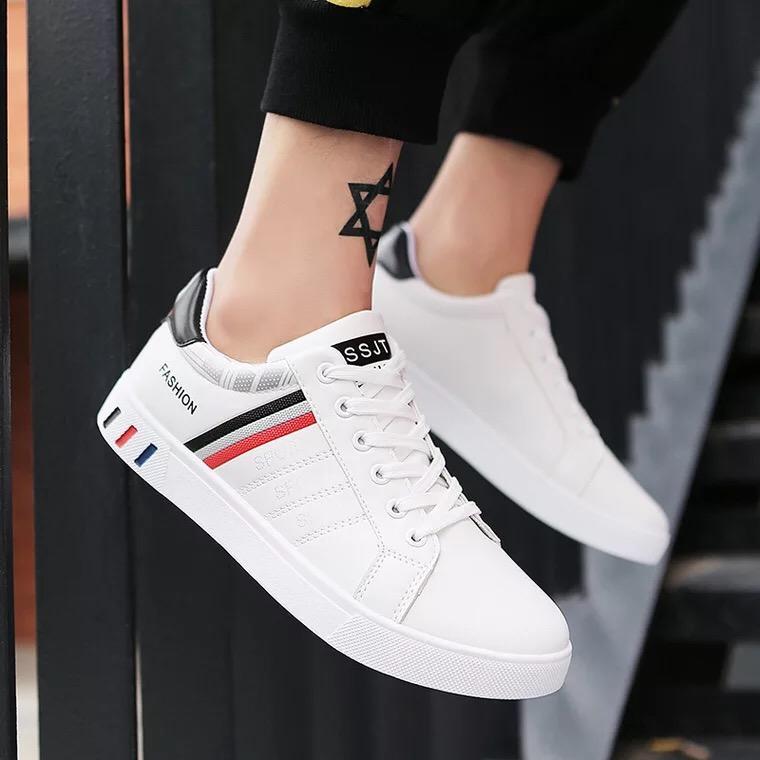white shoe trend 2019