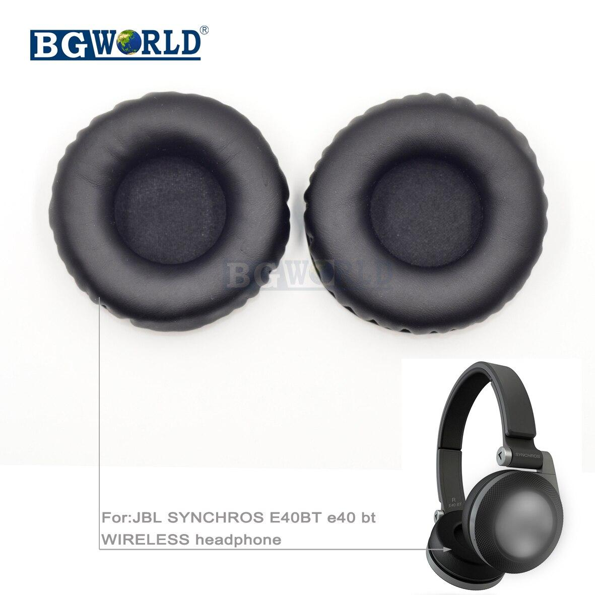 26dd4a00805 JBL SYNCHROS E40BT e40 bt WIRELESS HEAdSET. You will receive: 1 pair of ear  pads